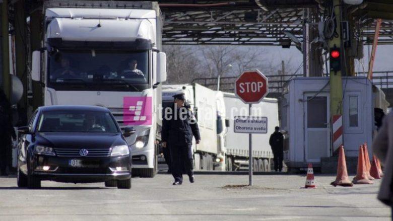 Taksa 100% 'ndali' importet e Serbisë në Kosovë