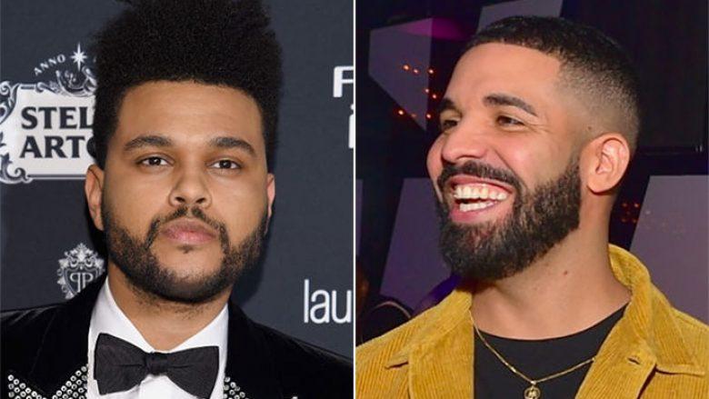 """The Weeknd i ka bërë """"diss"""" Drake në këngën e fundit?"""