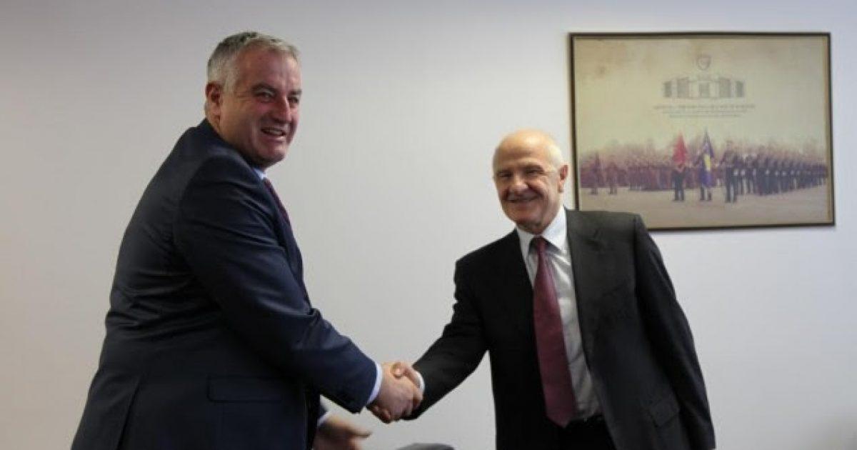 Berisha njofton Sejdiun për tranzicionin e FSK-së
