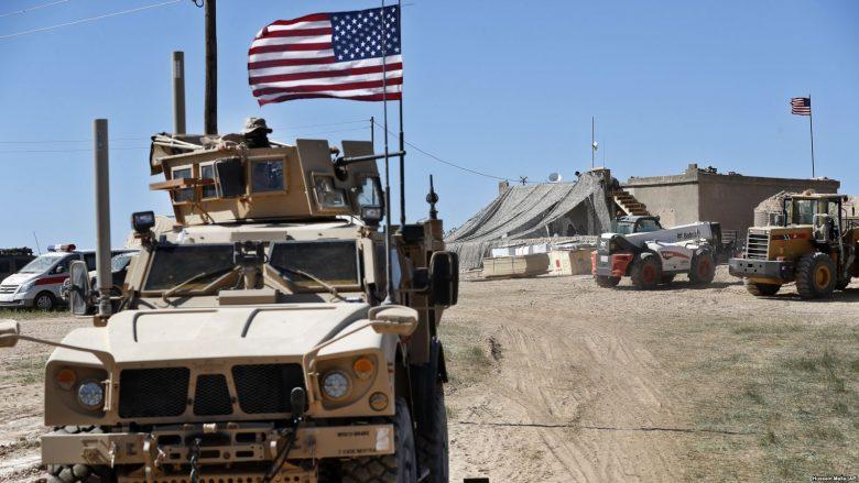 Fillon tërheqja e trupave amerikane nga Siria