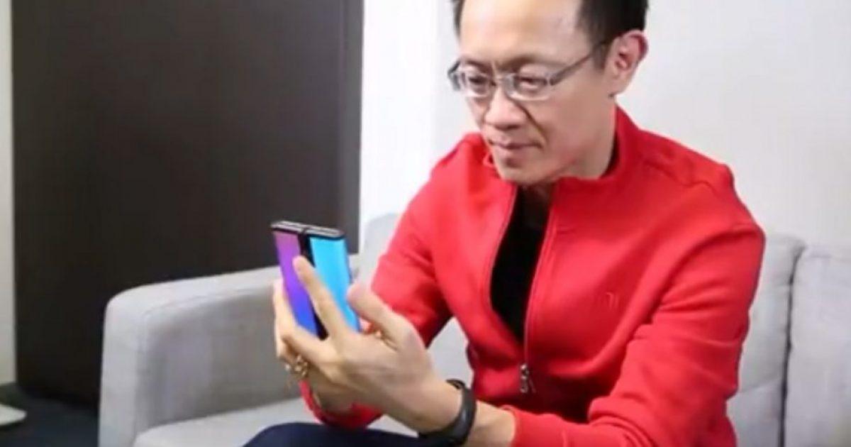 Xiaomi shfaq prototipin e telefonit të palosshëm të tyre (VIDEO)