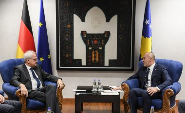 Haradinaj takon zëvendëspresidentin e PE-së, i kërkon përkrahje për liberalizimin e vizave