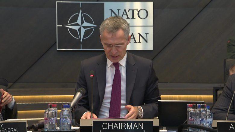 NATO diskuton sot për Kosovën dhe FSK-në (Video)