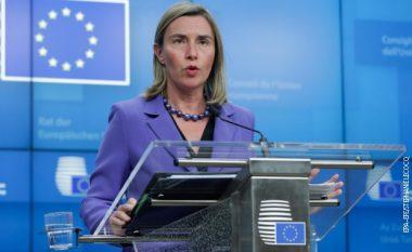 Mogherini: Pavarësisht vështirësive, ka pasur përparim në bisedimet Prishtinë-Beograd