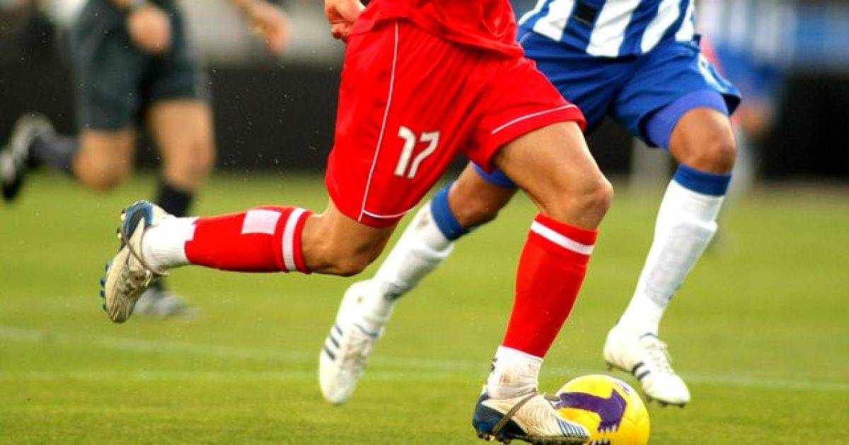 Sa kalori i djegin lojtarët gjatë një loje futbolli?