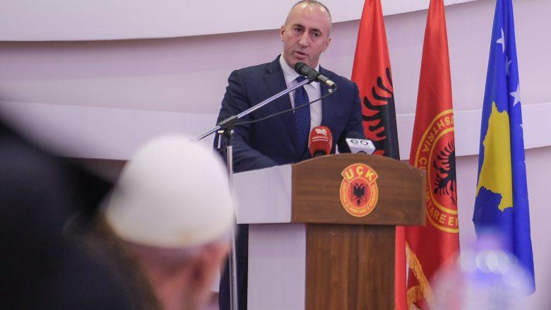 Haradinaj i ashpër: Ata që flasin për ndryshimin e kufijve, janë armiq të Kosovës dhe me agjenda të Putinit