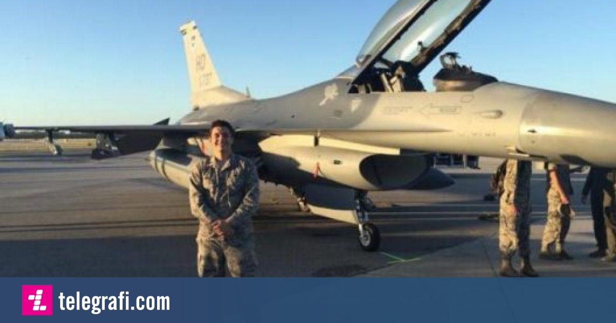 Edmond Smajli nga Kosova, pilot në SHBA
