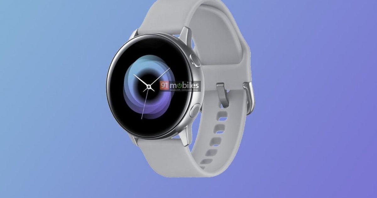 Ora e ardhshme e Samsung, Galaxy Sport, shfaqet në imazhet konceptuale
