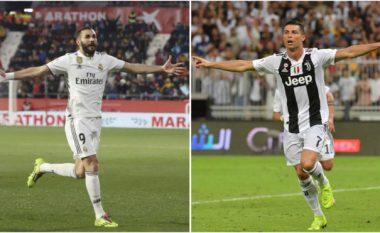 Benzema në të njëjtin nivel me Cristiano Ronaldon, francezi merr rolin e liderit te Real Madridi