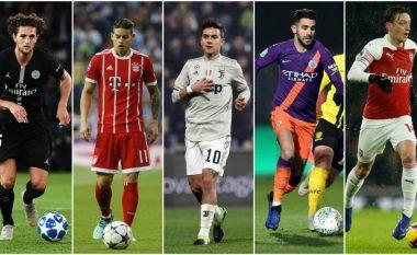 Jo vetëm Isco dhe Icardi probleme me klubet - Pesë super yje që janë 'harruar' nga klubet e tyre dhe po e presin afatin kalimtar veror