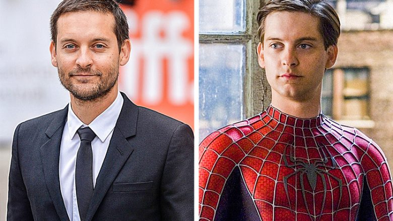 10. Tobey Maguire