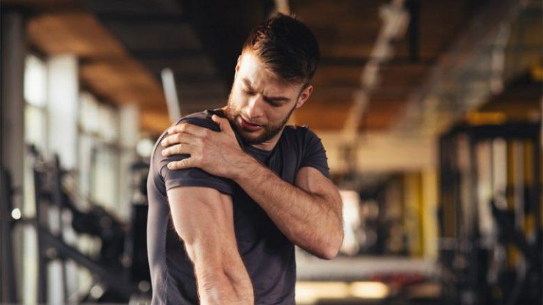 Këndelluni nga inflamacioni i muskujve në mënyrë natyrale