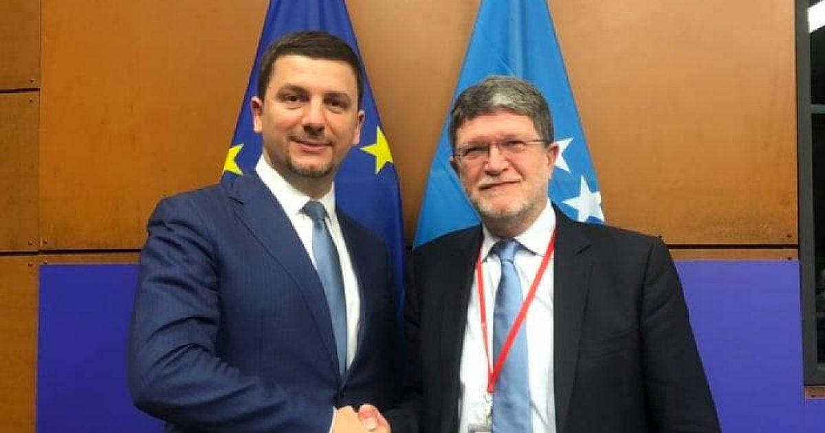 Deklaratë e përbashkët nga bashkëkryesuesit e KPSA-së BE-Kosovë për vizat dhe dialogun me Serbinë