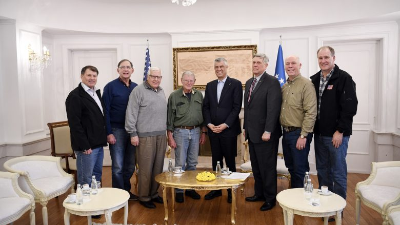 Thaçi priti senatorë dhe kongresistë amerikanë: Vizita juaj dëshmi e marrëdhënieve të shenjta SHBA-Kosovë