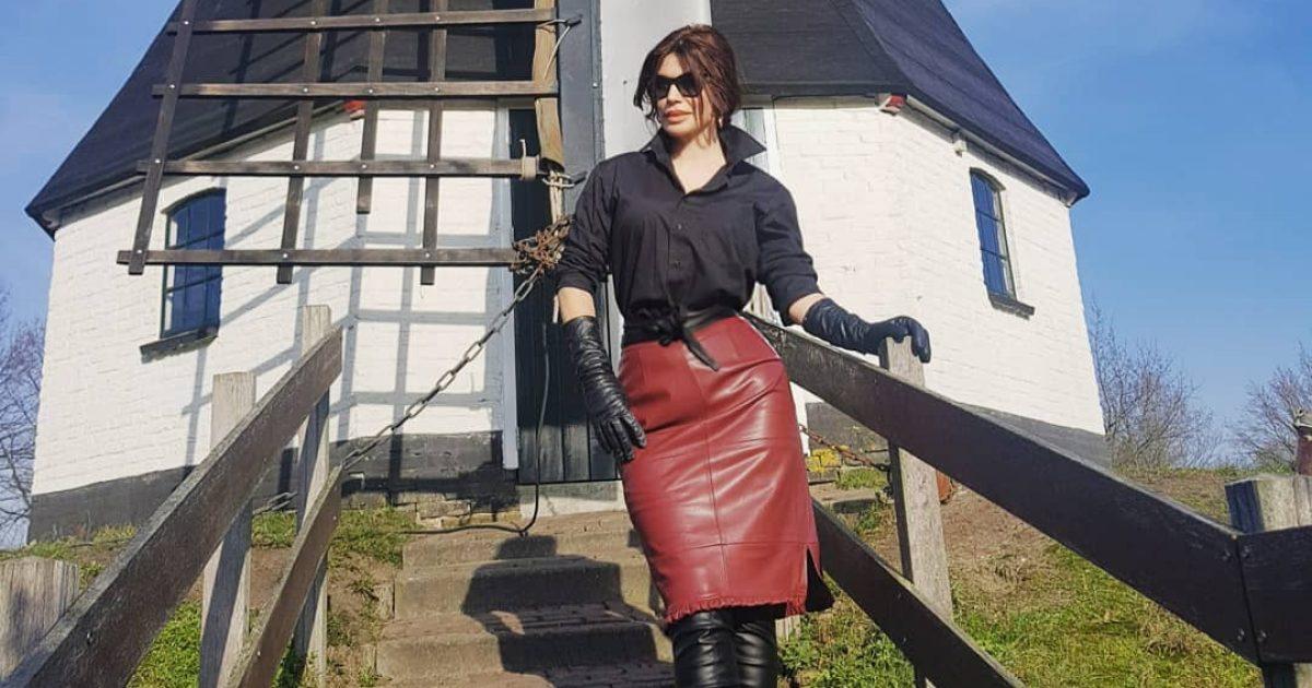 Suzana Mushkolaj plot stil dhe elegancë në imazhet e reja nga Holanda
