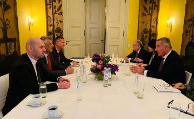 Thaçi takon Gjukanoviqin: Kosova dhe Mali i Zi kanë ditur ta ruajnë fqinjësinë e mirë
