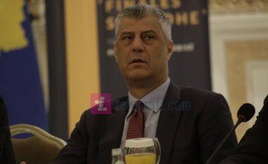 Thaçi: Ka ardhur koha t'i lëmë prapa armiqësitë dhe të bëjmë marrëveshje me Serbinë (Video)