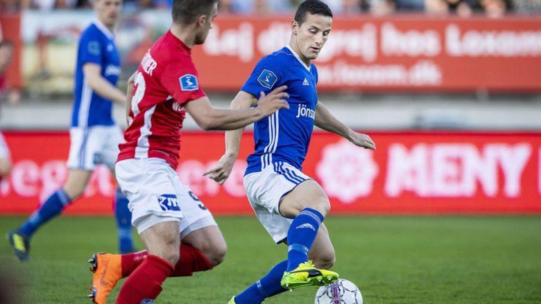 Zyrtare: Herolind Shala bëhet me skuadër të re, nënshkruan me pesë herë kampionin norvegjez Valerenga