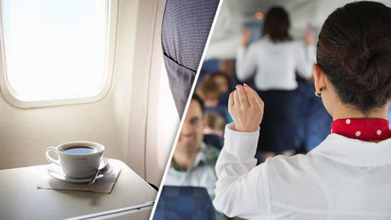 Aeroplani bëri aterrim emergjent, për shkak se në bord nuk kishte ujë për kafe dhe çaj (Foto)