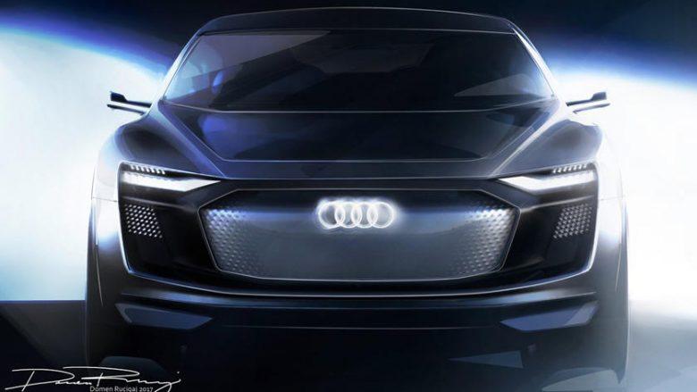 Audi do ta prezantojë në panairin e Gjenevës rivalin e Tesla Model 3 (Foto)