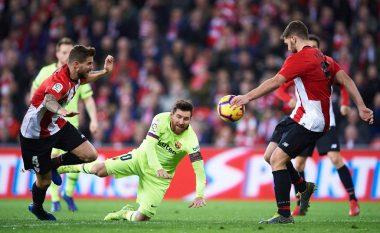 Barca nuk arrin të fitojë ndaj Bilbaos