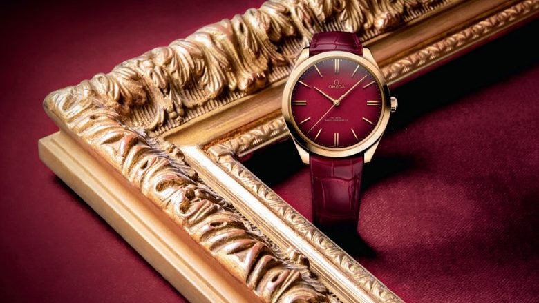 Bozinovski ju prezanton orën jubilare nga OMEGA (Foto)
