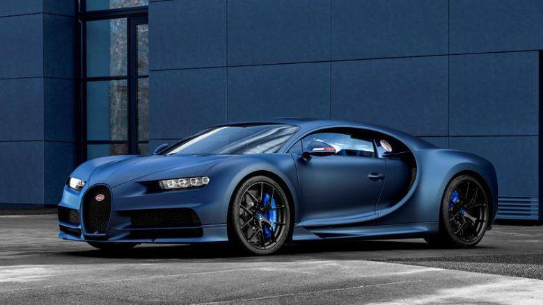 Bugatti Chiron Sport shënon 110 vjetorin me një edicion të limituar (Foto)