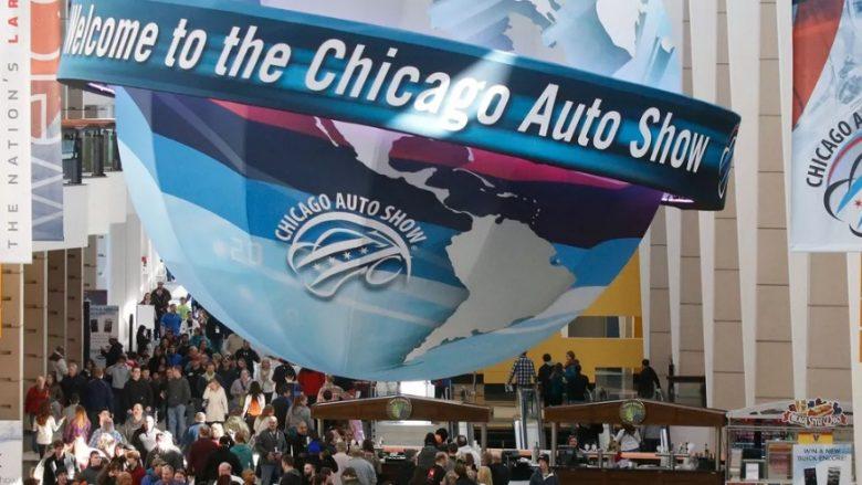 Chicago Auto Show shënon edicionin e 111-të (Foto)