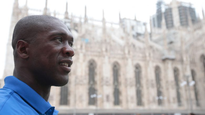 Clarence Seedorf (Foto: Emilio Andreoli/Getty Images/Guliver)