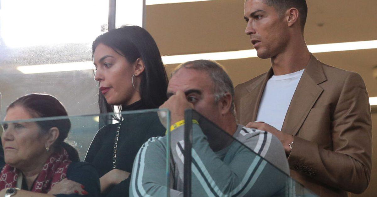 Vdes babai i të fejuarës së Cristiano Ronaldos, Georgina Rodriguez