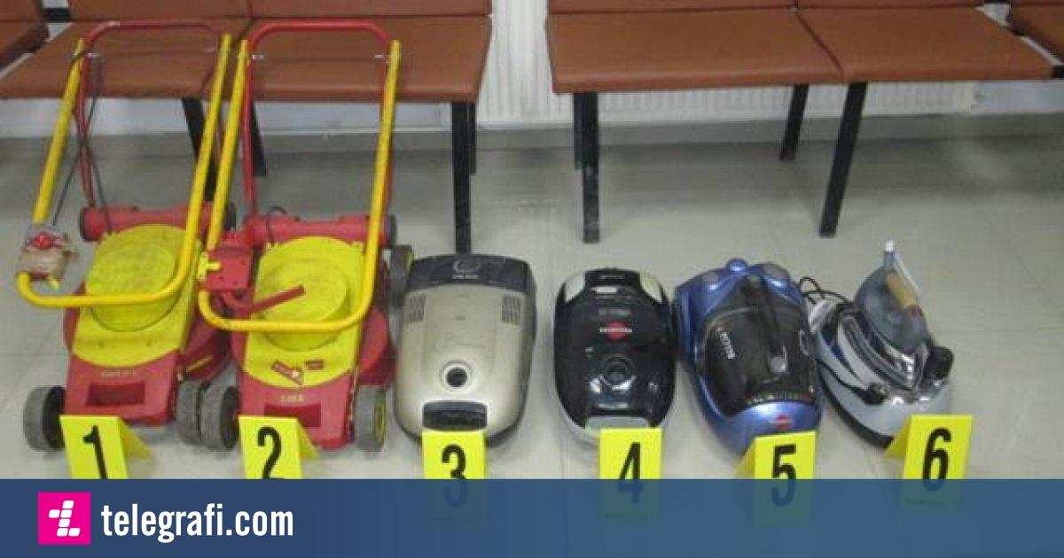 Arrestohen katërpersona për 'vjedhje të rëndë'