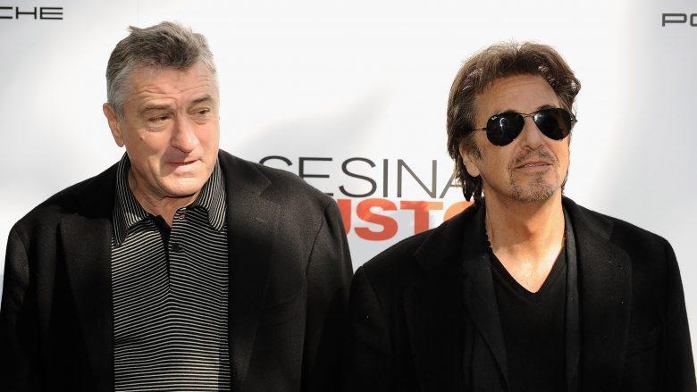 Robert De Niro dhe Al Pacino (Foto: Carlos Alvarez/Getty Images/Guliver)