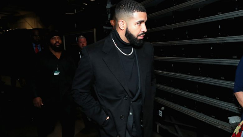 Drake (Foto: Rich Fury/Getty Images for The Recording Academy/Guliver)