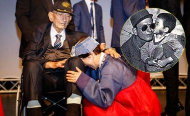 U ndanë pa dëshirën e tyre, por u bashkuan pas 60 vitesh përsëri: Historia prekëse e jetimes koreane dhe ushtarit turk, që u njohën gjatë Luftës së Koresë (Foto/Video)