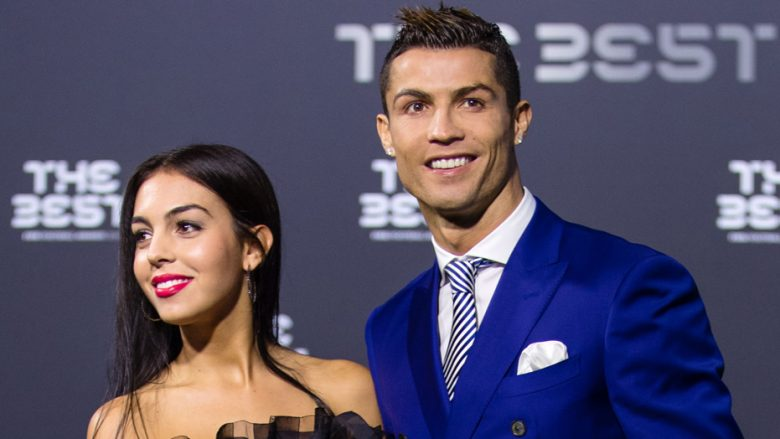 Georgina Rodriguez dhe Cristiano Ronaldo (Foto: Getty Images/Guliver)