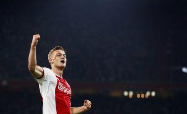 Barcelona tenton transferimin e De Ligtit, oferta e njëjtë në drejtim të Ajaxit si për De Jongun