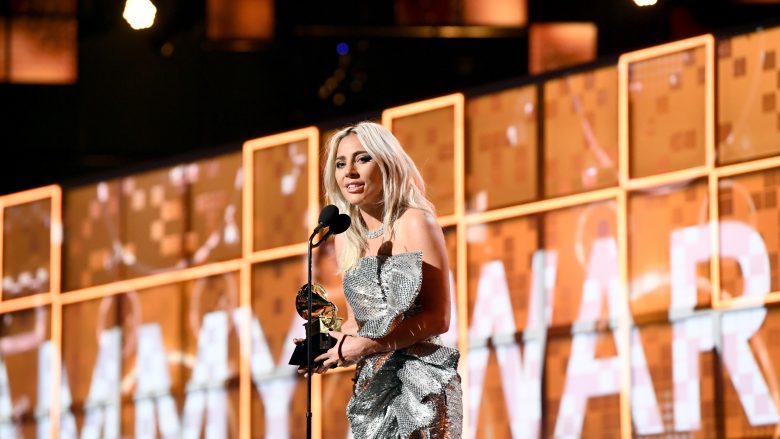 "Lady Gaga në ""Grammy Awards 2019"" (Foto: Emma McIntyre/Getty Images for The Recording Academy/Guliver)"