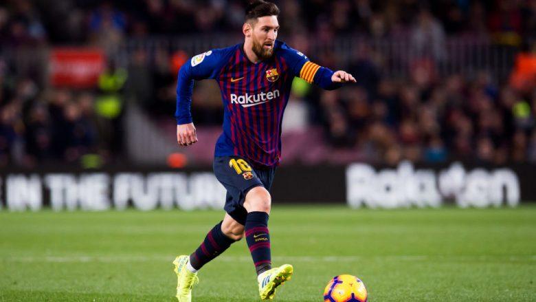 Zyrtare: Lionel Messi mban stërvitjen, ftohet nga Valverde për El Clasico