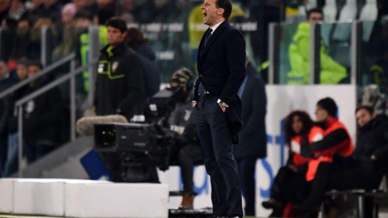 Allegri pas fitores me Frosinonen, flet për Atleticon, Dybalan dhe Icardin