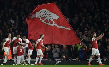 Arsenal 3-0 Bate Borisov, notat e lojtarëve: Xhaka dhe Mustafi më të mirët në fushë