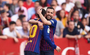 Zyrtare: Alba rinovon kontratën me Barcelonën, tani ka klauzolë largimi prej 500 milionë eurove