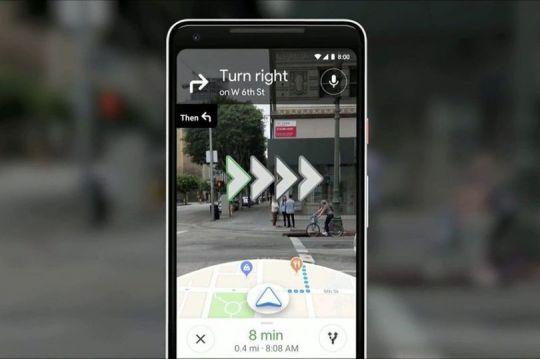 Google Maps po e teston një aplikacion, që ua pamundëson shfrytëzuesve të humbasin rrugën