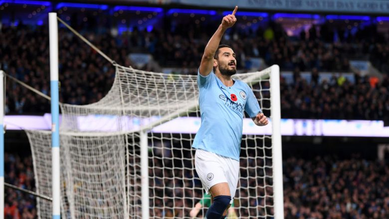 Ilkay Gundogan (Photo by Laurence Griffiths/Getty Images)
