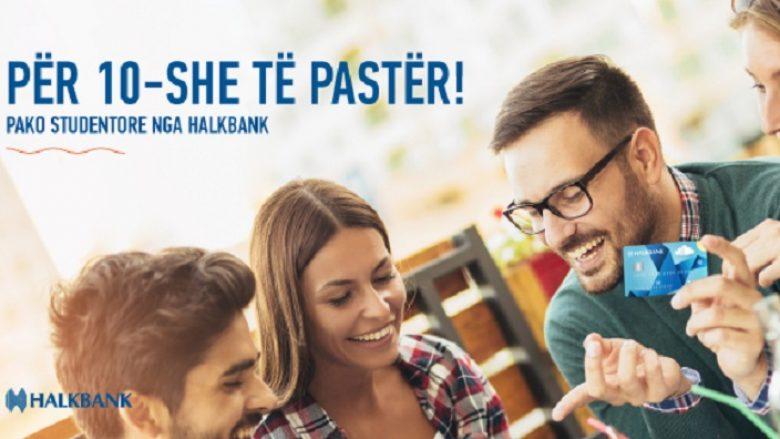 Paketë e re nga Halk Bank vetëm për studentët në Maqedoni