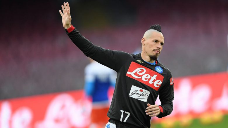 Marek Hamsik (Foto: Francesco Pecoraro/Getty Images/Guliver)