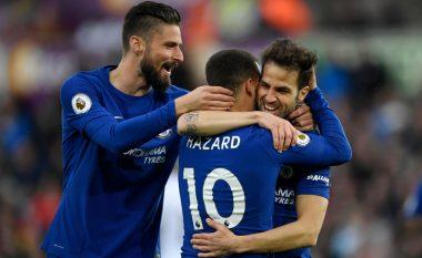 Fabregas: Hazardit i pëlqen Real Madridi