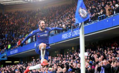 Chelsea dëshiron transferimin e Higuainit me ulje çmimi