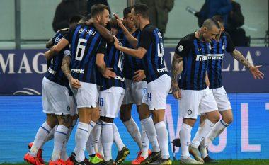 Interi i kthehet fitores pas tri humbjeve, vendos goli i Lautaros në triumfin ndaj Parmas