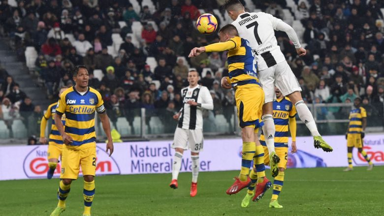 Juventus - Parma (Foto: Tullio M. Puglia/Getty Images/Guliver)
