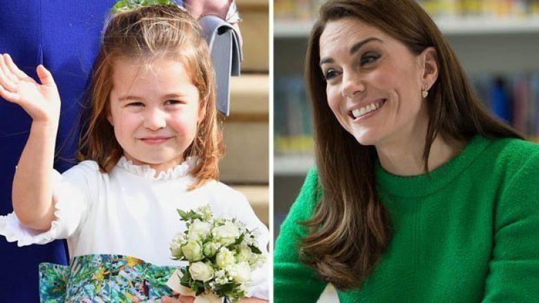 Kate Middleton e zbulon ushqimin e preferuar të princeshës Charlotte